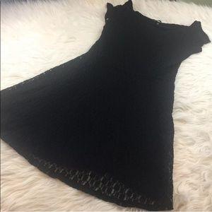 Victorias Secret Dress Sz M Lace Overlay Mini (BG)